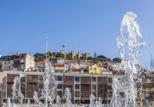 Apartamento en Lisboa ciudad - Arco da Graça