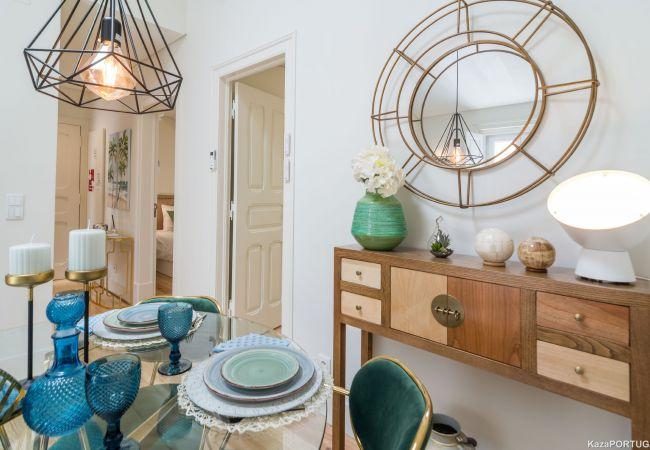 Apartamento en Lisboa ciudad - Cardal Deluxe Apartment