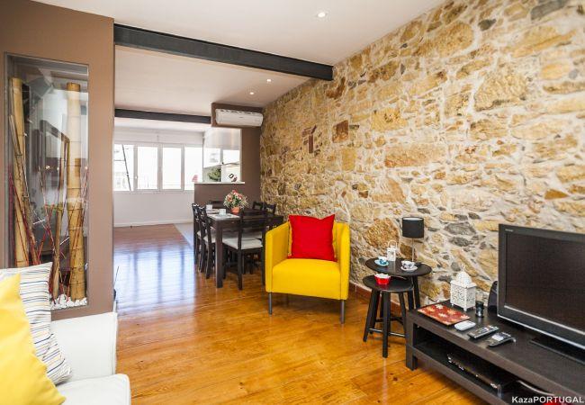 Apartamento em Lisboa - Calado Duplex