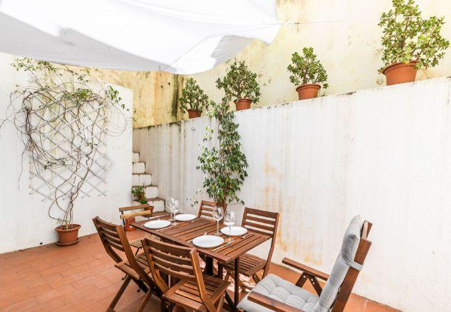 Apartamento em Lisboa - Santa Clara Pateo
