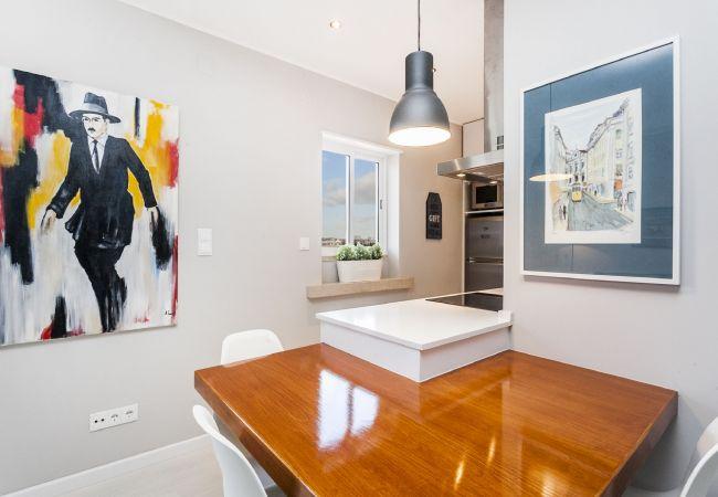 Apartment in Cascais - Bright Visconde