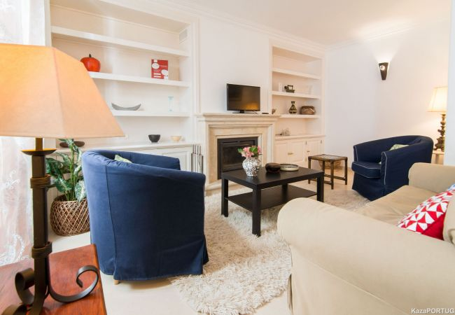 Apartment in Cascais - Gomes Freire Terrace