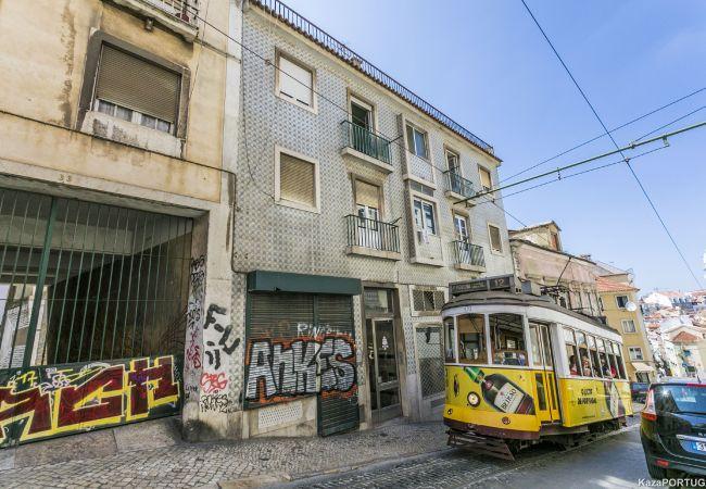 Apartment in Lisbon - Santo Andre Terrace